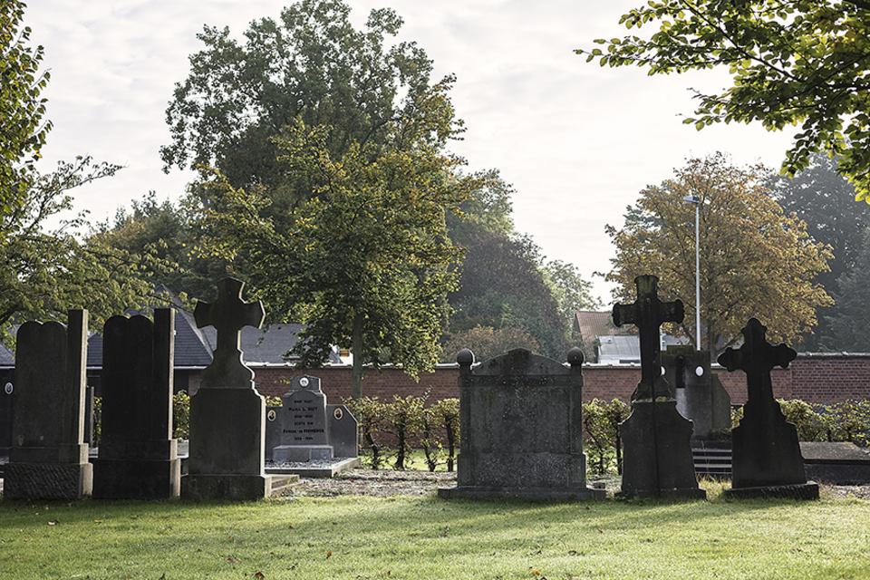 Begraafplaats Bererndrecht