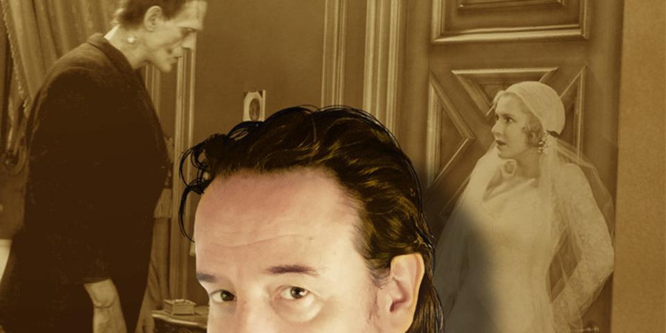 lezing Vitalski over Frankenstein in bib Permeke