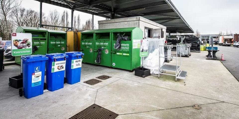 recyclagepark Wilrijk