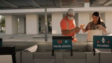 Het recyclagepunt: een mini-recyclagepark in je buurt