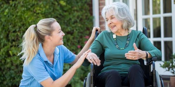 Mantelzorger en senior