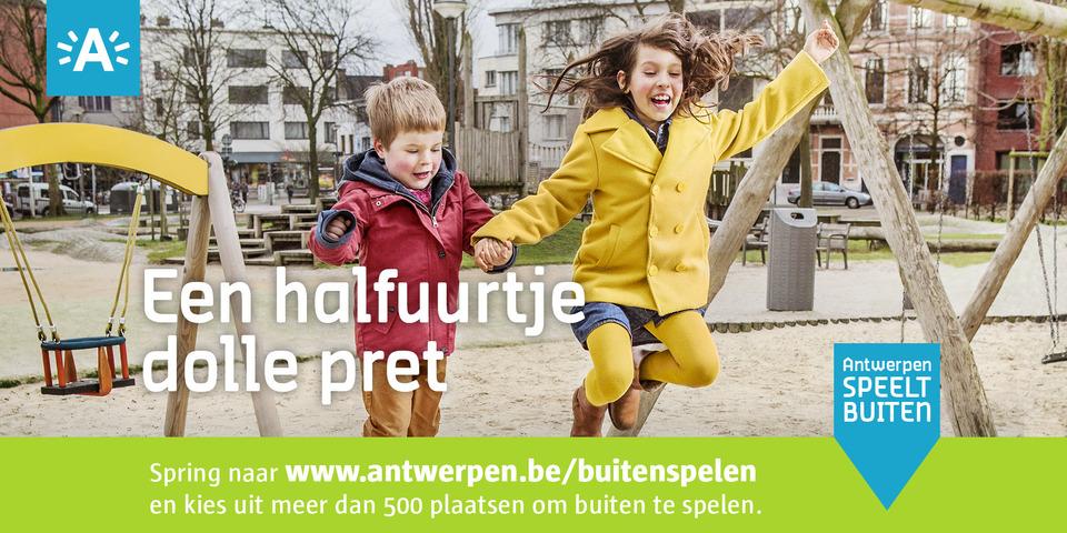 AntwerpenSpeeltBuiten