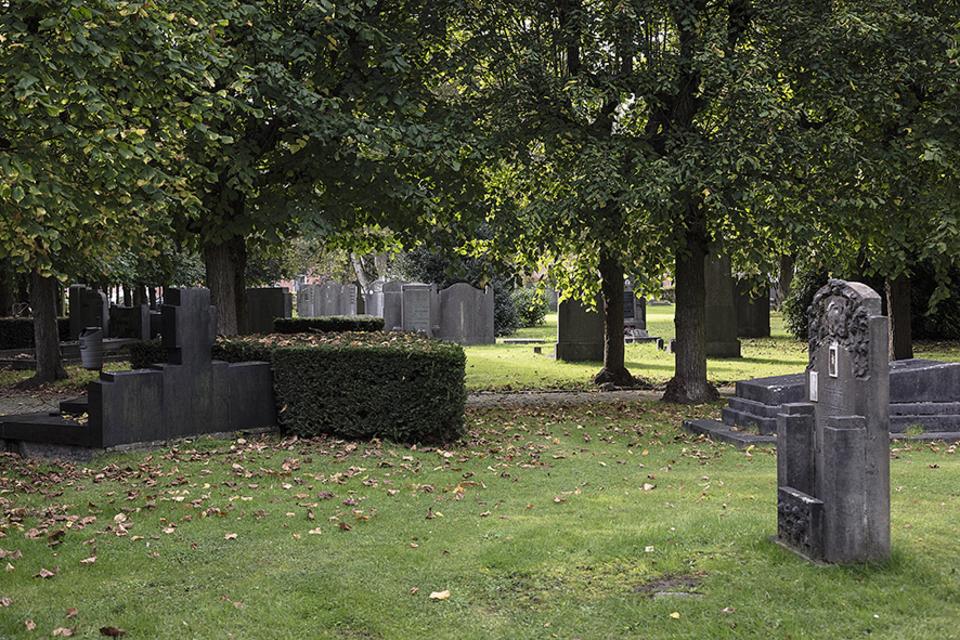 Begraafplaats Jules Moretuslei