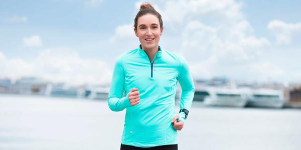 Diane Sely loopt de Marathon 2019