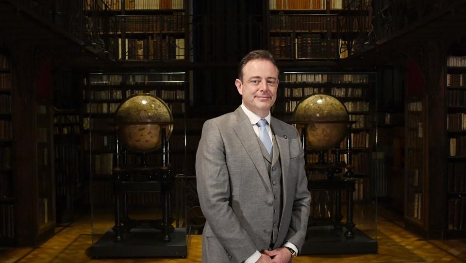 Burgemeester Bart De Wever