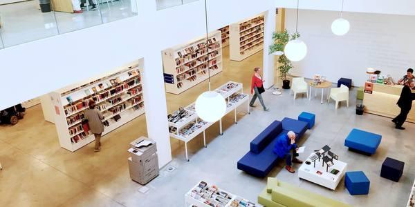 De Bibliotheek Bist in Wilrijk