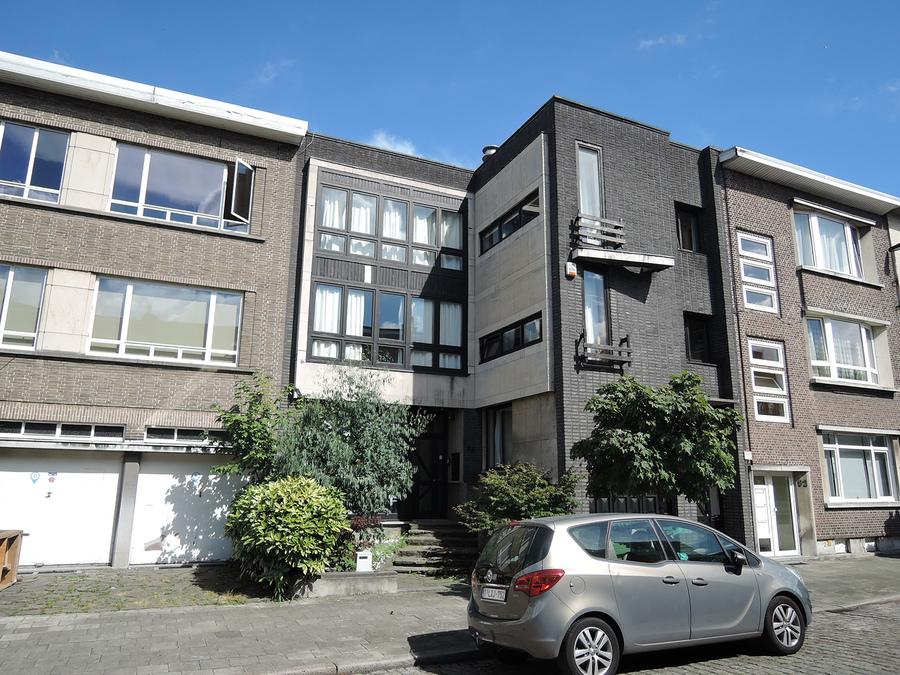 Woning van de architecten Marcel-Ernest Appel & Jan Welslau (Volhardingstraat 94-96)