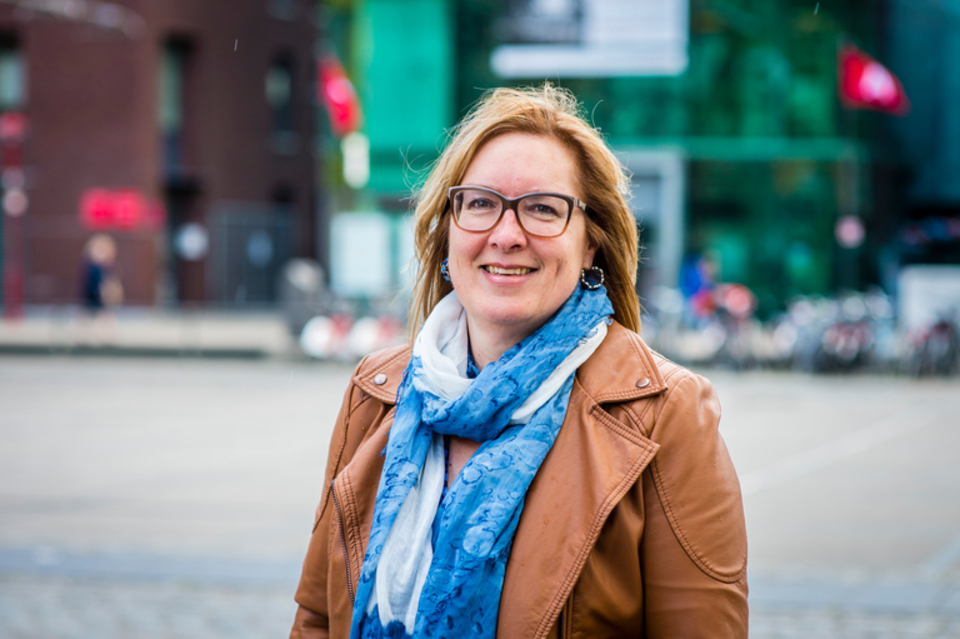 Ombudsvrouw Karla Blomme