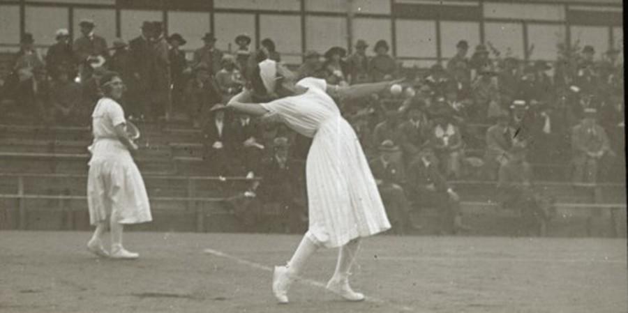 Vrouwentennis Olympische Spelen 1920