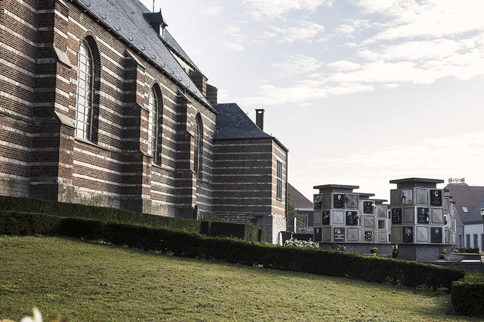 Begraafplaats Zandvliet