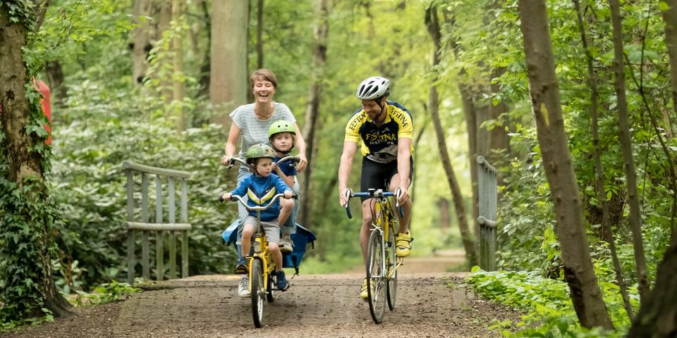 Kom af en fiets mee!