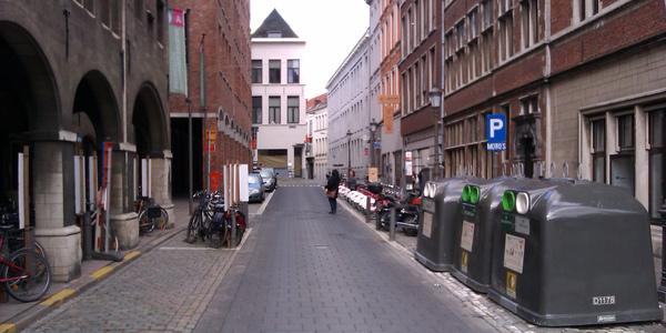 Heraanleg Wisselstraat - Braderijstraat - Oude Beurs