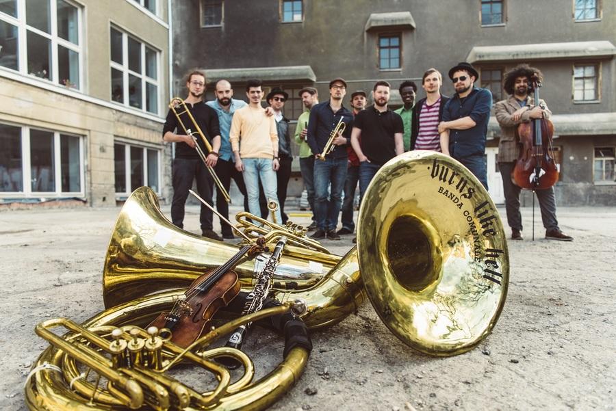 Brassband Banda Internationale