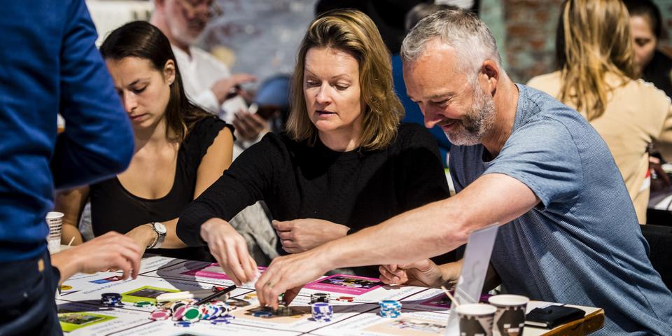 Burgerbegroting: deelnemers verdelen geld 2019