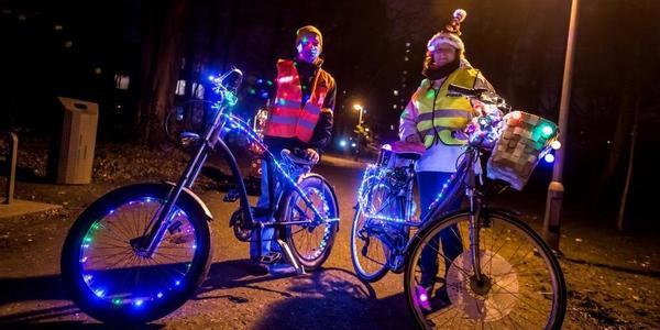 Light my bike