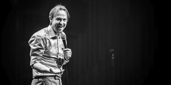 Comedian Bas Birker