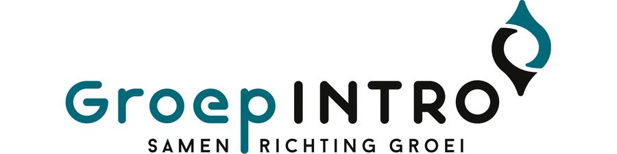 Het logo van Groep Intro.