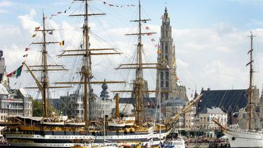 The Tall Ships Races: kom kijken of ... vaar mee!