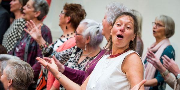zingende senioren