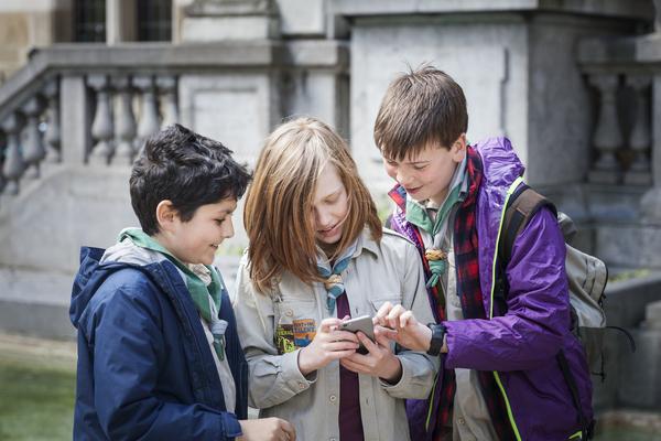 De Antwerp Museum App, dat zijn rondleidingen in de musea voor jong en oud