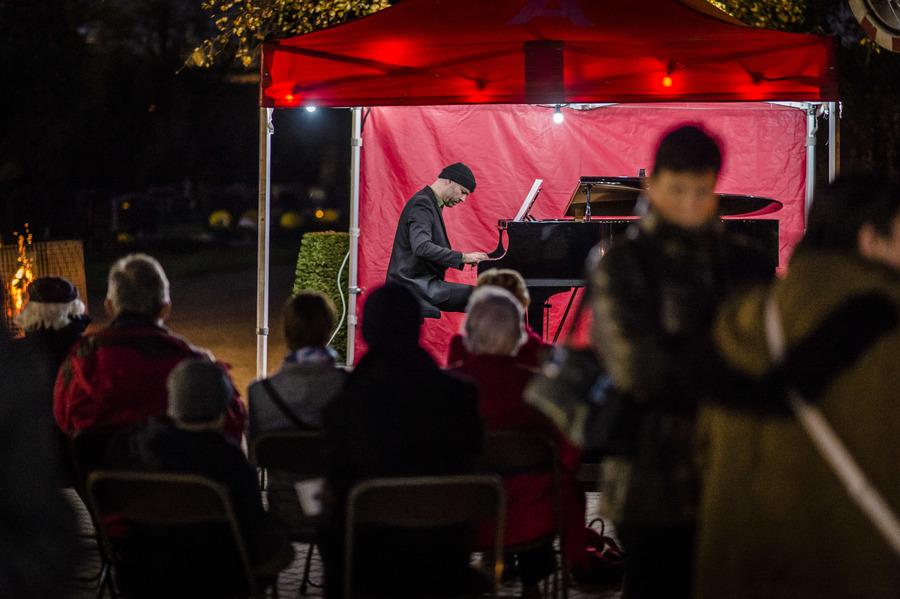 Sfeerbeeld Nocturne: Pianist Jeroen Malaise