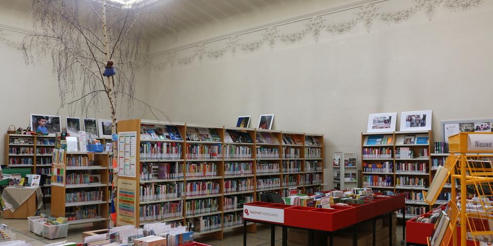 Bibliotheek Vrede