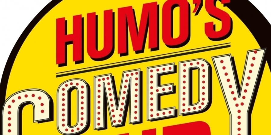 Logo van Humo's Comedy Cup