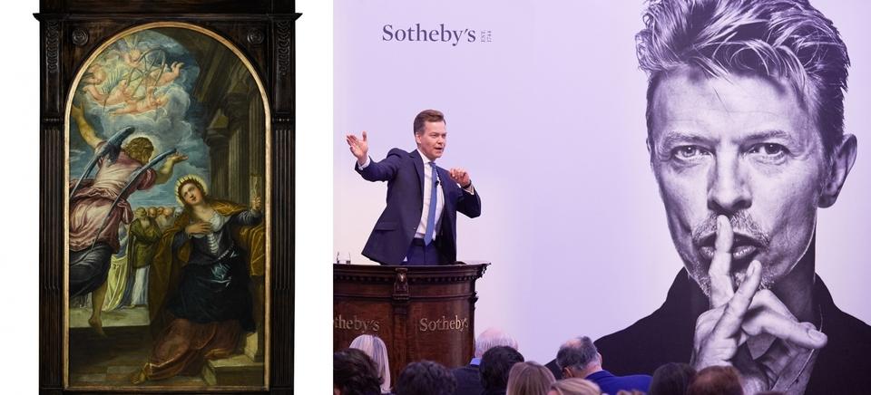 David Bowie's Tintoretto naar Rubenshuis