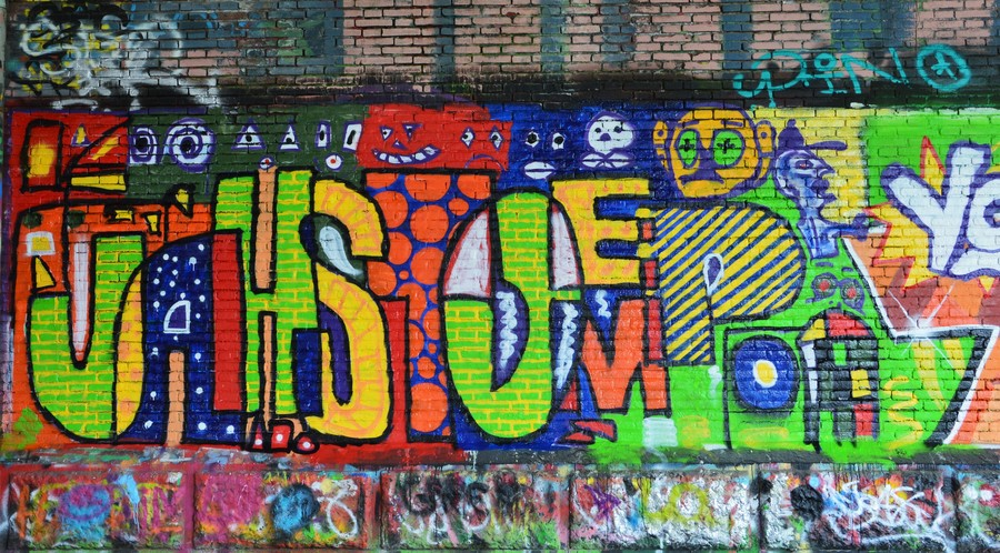 street art masterclass