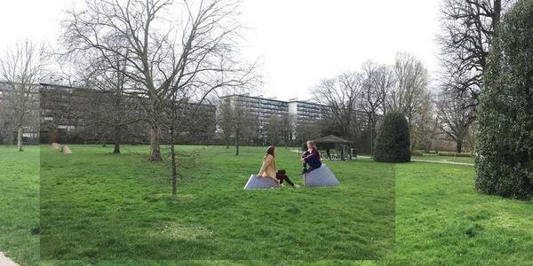Runcvoortpark - placemarkers