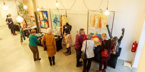 Week van de senior in Borgerhout rond kunst