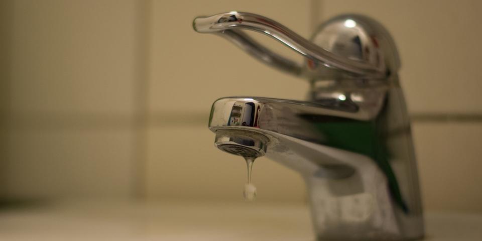 Advies om water te besparen