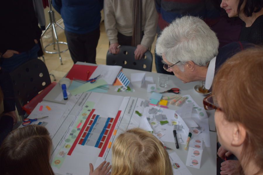Workshop 25 januari - presentatie ontwerp kinderen