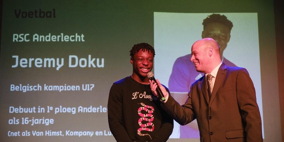 Sportlaureatenviering Borgerhout