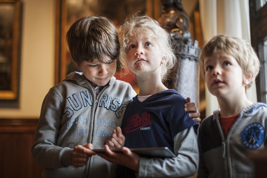 Met de Antwerp Museum App haal je meer uit je bezoek aan de musea en de stad