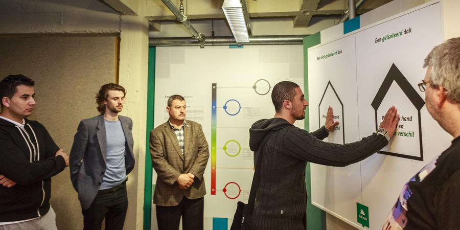Tentoonstelling EcoHuis: energie