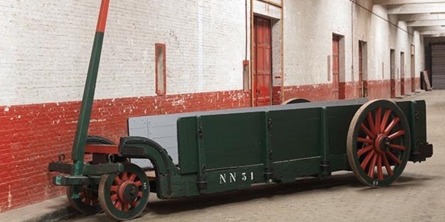 Natiewagen