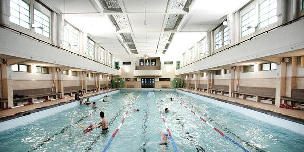 Zwem- en stoombadencentrum Sportoase Veldstraat
