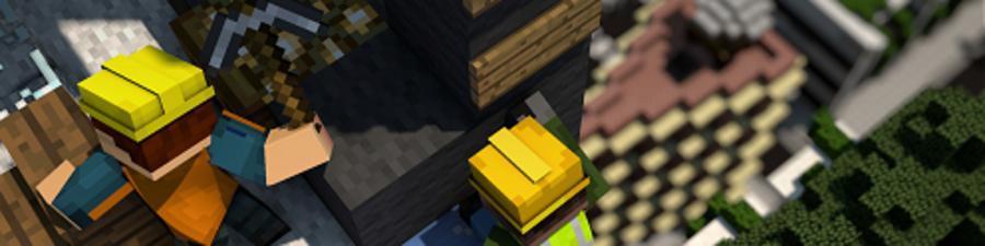 Minecraft Smart City