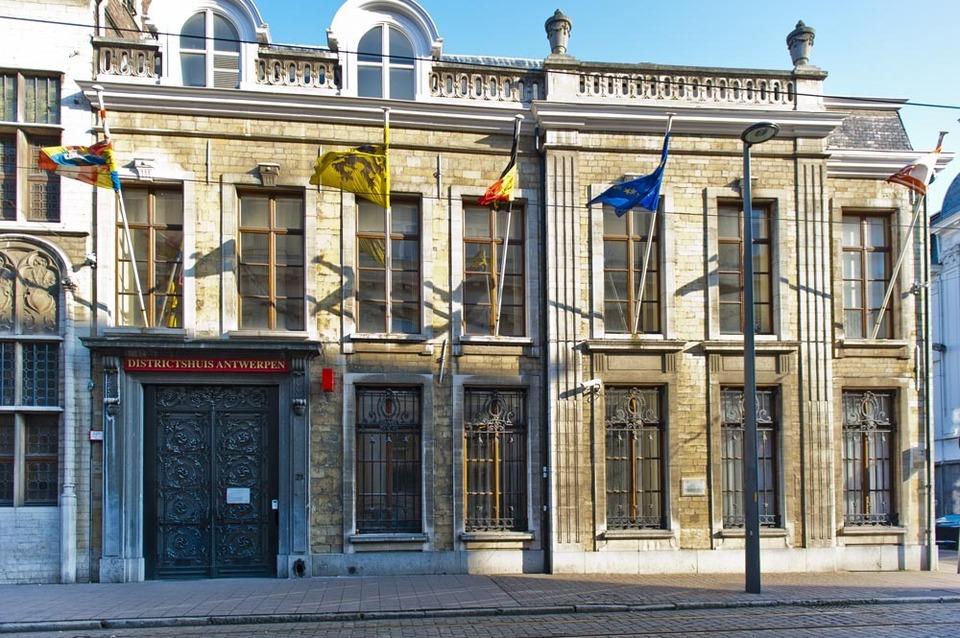 districtshuis Antwerpen