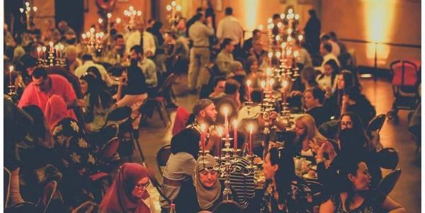 Iftar in De Roma (2017)