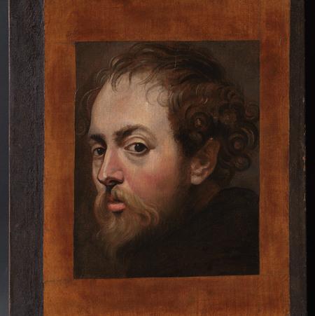 Portretfoto van Rubens.