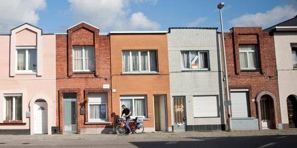 Woningen in de Tweemontstraat