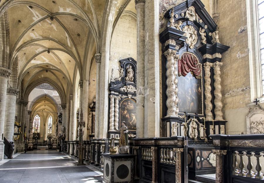 Grafkapellen Sint-Jacobskerk