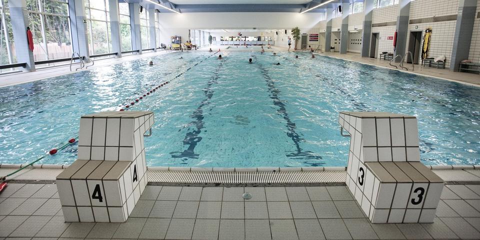 Overzichtsfoto zwembad Ieperman