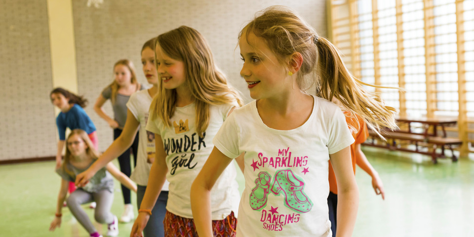 Showdance op de Antwerpse Sportweken
