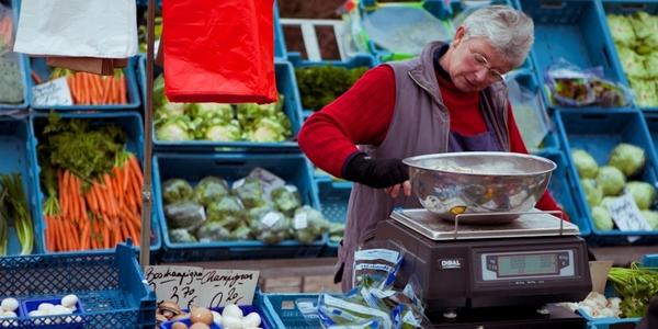 Tijdelijke verhuis markt en kermis Wim Saerensplein