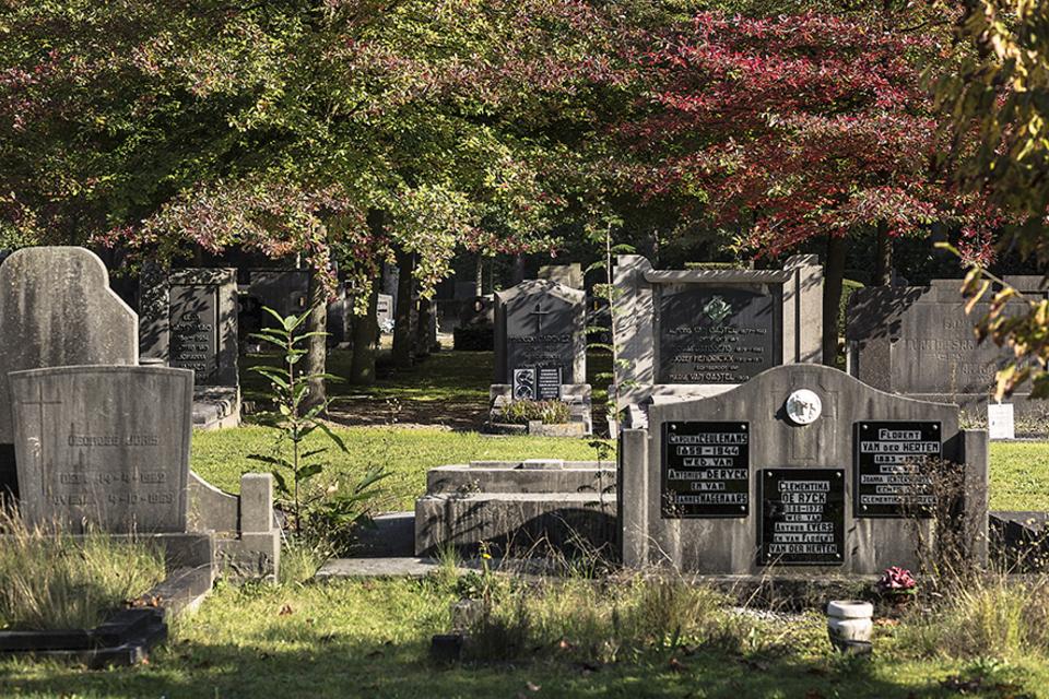 Begraafplaats Mariaburg