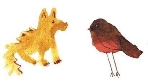 Illustratie van Marie Kort voor Kunstramen