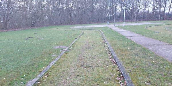 Fort van Merksem Finse piste